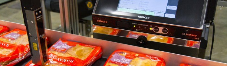 Hitachi RX-B Model Industrial Continuous Inkjet Printer